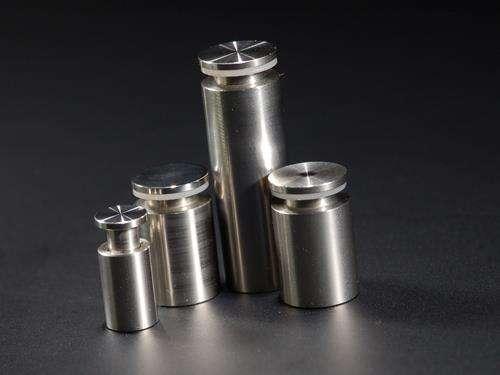 ab 4,04 Euro Abstandshalter Alu Silber kaufen Abstandshalter Alu eloxiert Wandmontage Ø 15mm