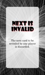 AA Invalid Card