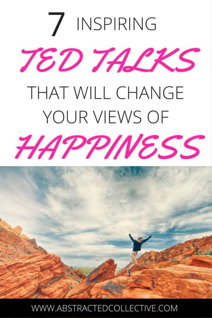 7 Inspiring TED Talks that will make you feel Happier