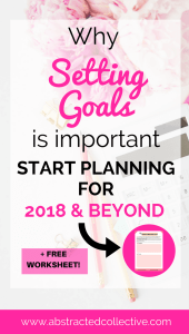 The 5 reasons why setting goals - both long term and short term goals are important for you. Goal setting worksheet; goal setting printable just for you. Start planning your life today!