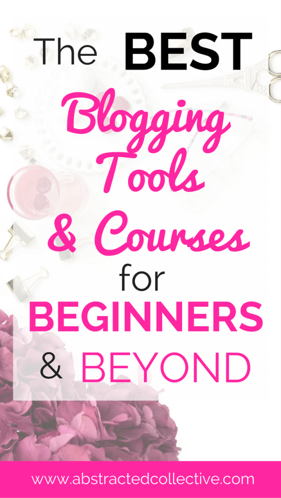 Blogging Tools and Courses