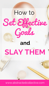 How do you set goals and crush them? I guide you through the process of setting smart goals in life, as well as the research behind how to set goals that you will actually achieve!