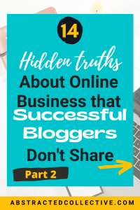 How to make money online & blogging tips - secrets that successful bloggers don't share with you (Part 2))