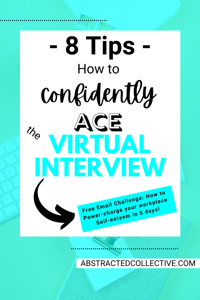 How to ace the virtual interview [8 tips]