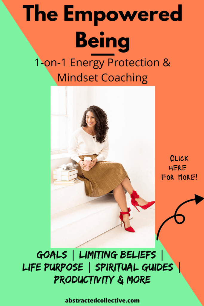 The Empowered Being | 1-on-1 Coaching & Energy Reading