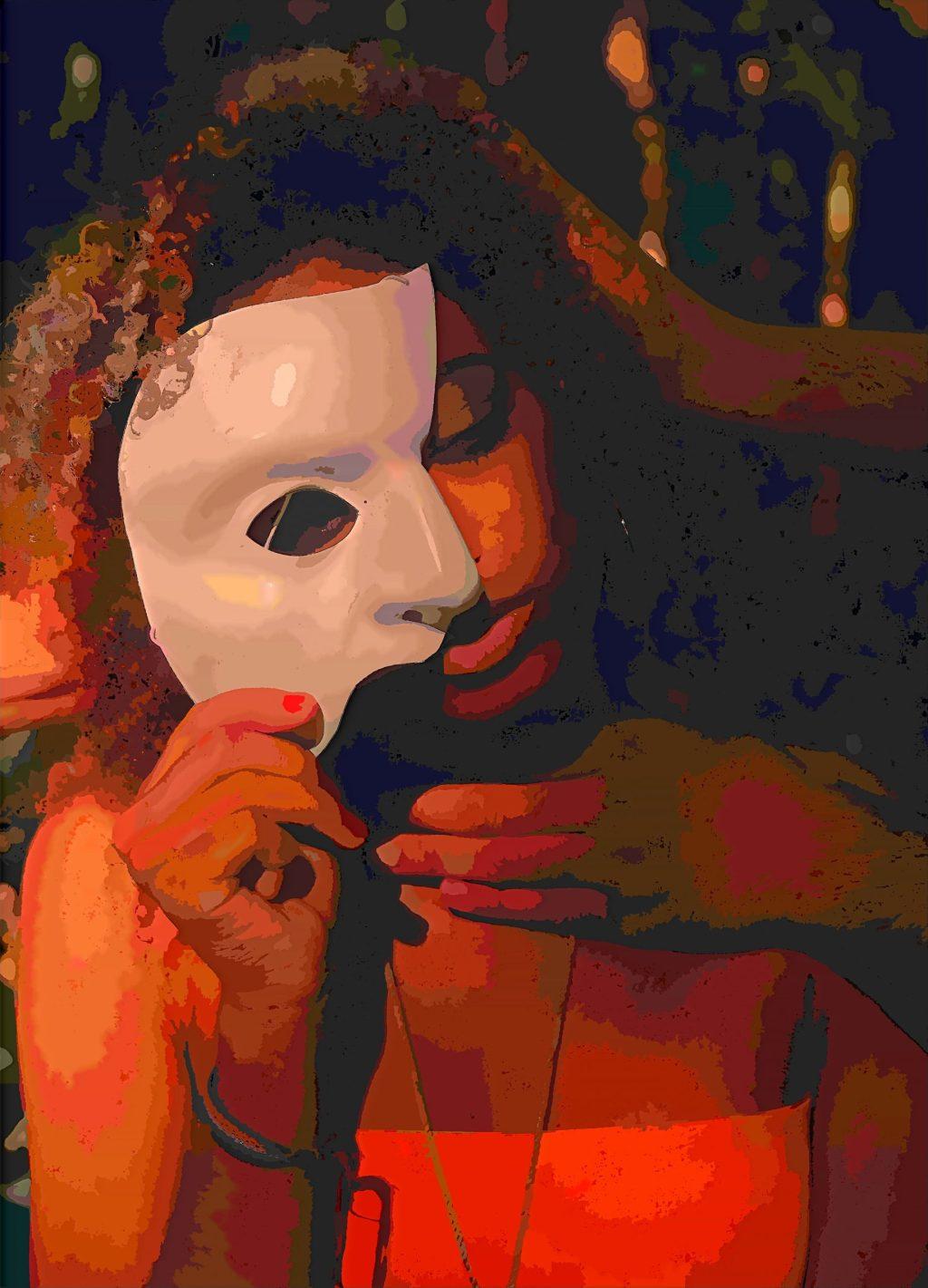 the masks we put on