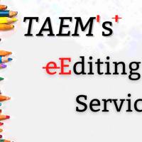 TAEM's editing services