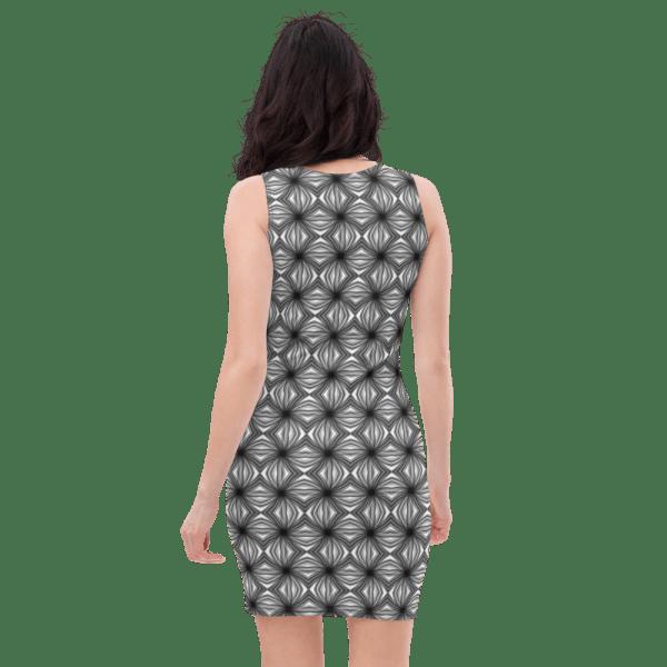 all over print dress white back 61038b933fc53