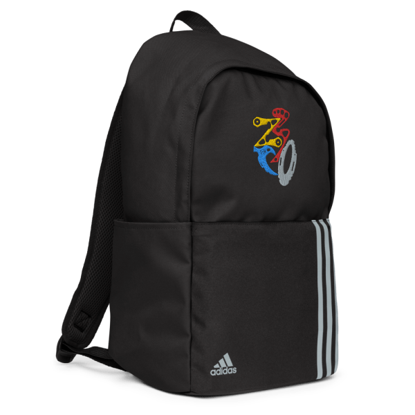 adidas backpack black right front 61612094a5cd6