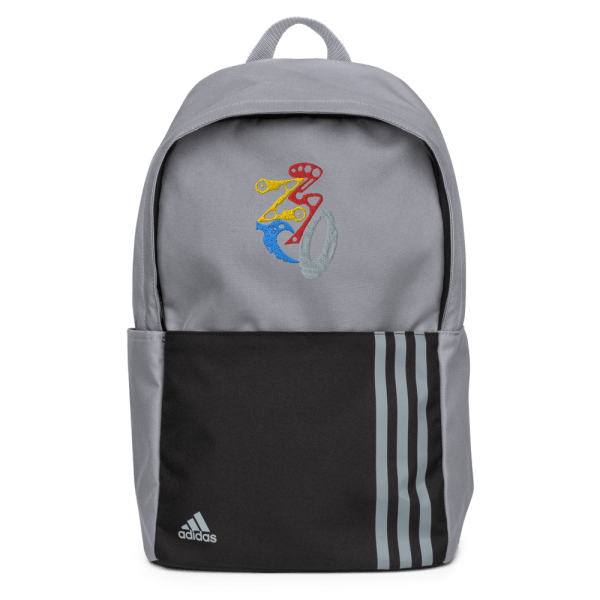 adidas backpack grey front 61612094a5d49