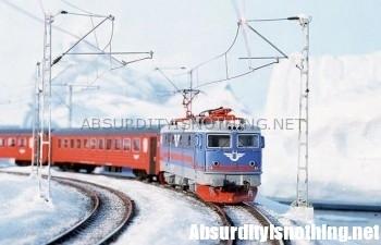 Treno Capodanno