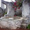 Coral Castle - Moon Fountain