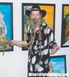 Marco Figgen e i suoi quadri