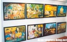 I quadri di Marco Figgen