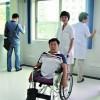 Peng Shuilin - L'uomo a metà sulla sedia a rotelle