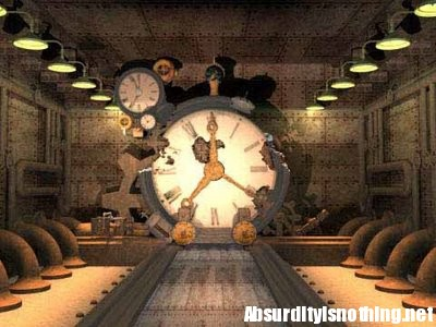 Mike Marcum e la macchina del tempo