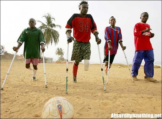 African Amputee Championship