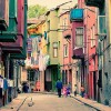 Le Città piu colorate del mondo - Balat, Istanbul, Turkey