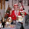 Mr Christmas - Andy Park si sposa con l'albero di Natale