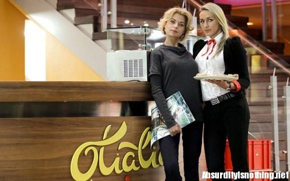 Olialia, il resort per sole bionde