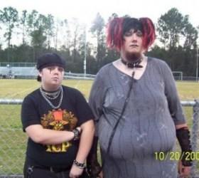 I peggiori ragazzi EMO e METAL (7)