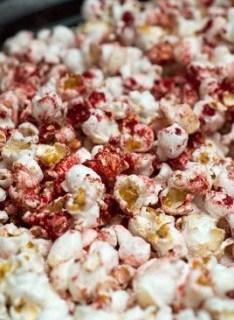 popcorn sangue