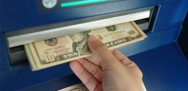 ATM-take-money