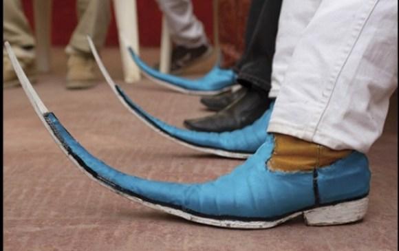 Stivali lunghissimi