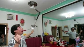 chef acrobatico