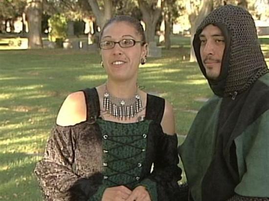 Matrimonio al cimitero (1)