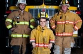 Vince Brasco, il pompiere più basso del mondo (2)