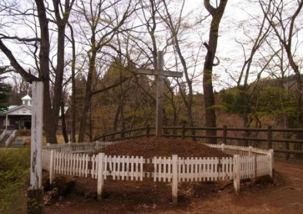 La tomba di Gesù Cristo a Shingo