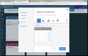 Select line chart