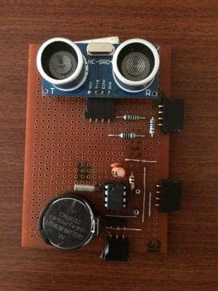 Sensor and RTC board