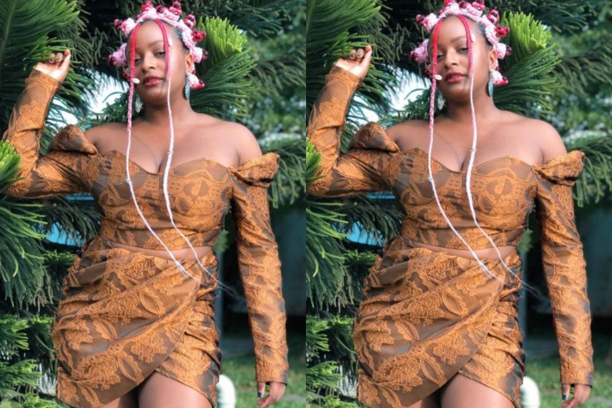 DJ Cuppy Tackles To A Troll Who Made Fun Of Her Music