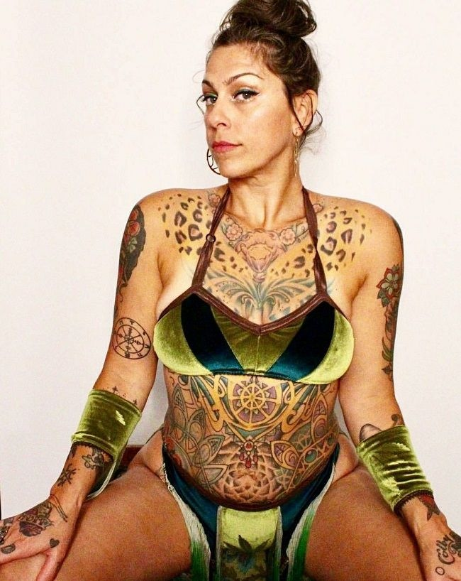 Danielle Colby Wiki