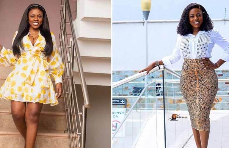 Nana Aba Anamoah Net Worth 2021, Husband And Son's Age - ABTC