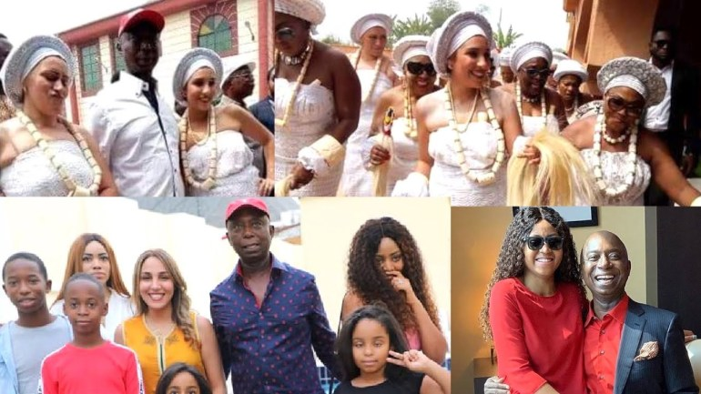 List Of Ned Nwoko Wives And Their Countries