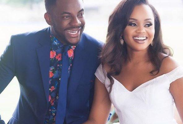 Ebuka and Wife Cynthia Obi Uchendu