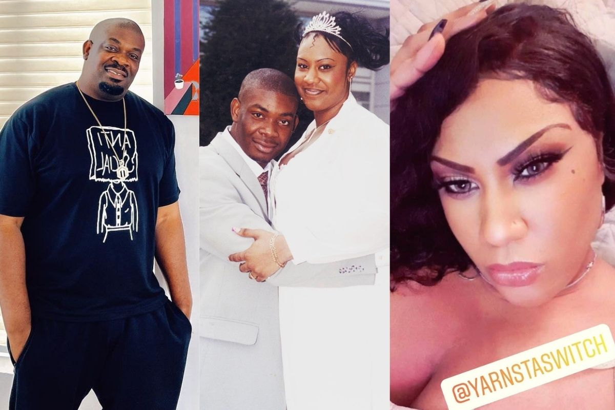 Don Jazzy's Ex-Wife, Michelle Jackson Reacts After He Opened Up About Her For The First Time
