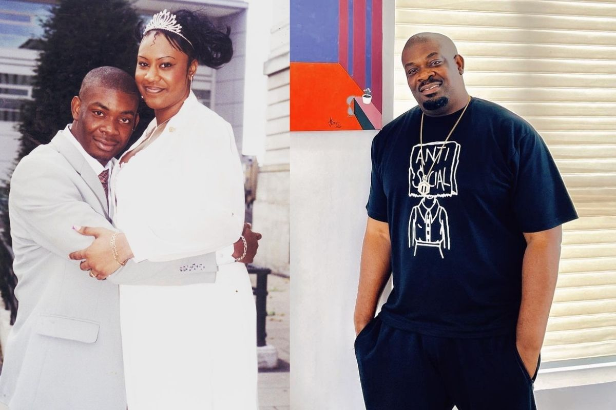 """Why My First Marriage Crushed"" - Don Jazzy Finally Opens Up"