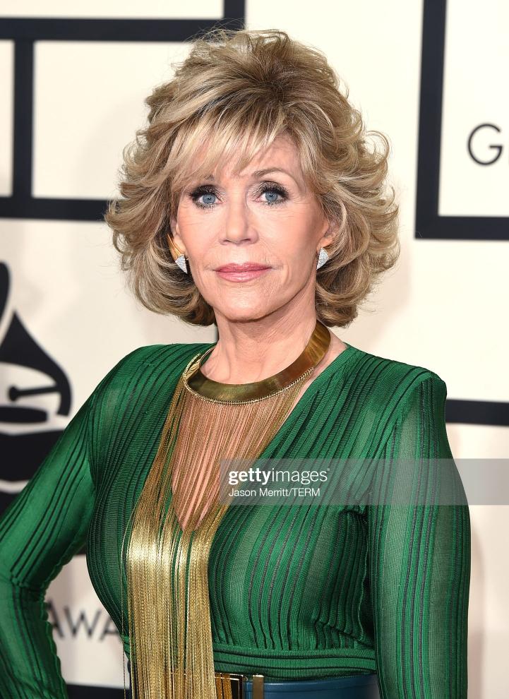 Worth jane fonda net Jane Fonda's