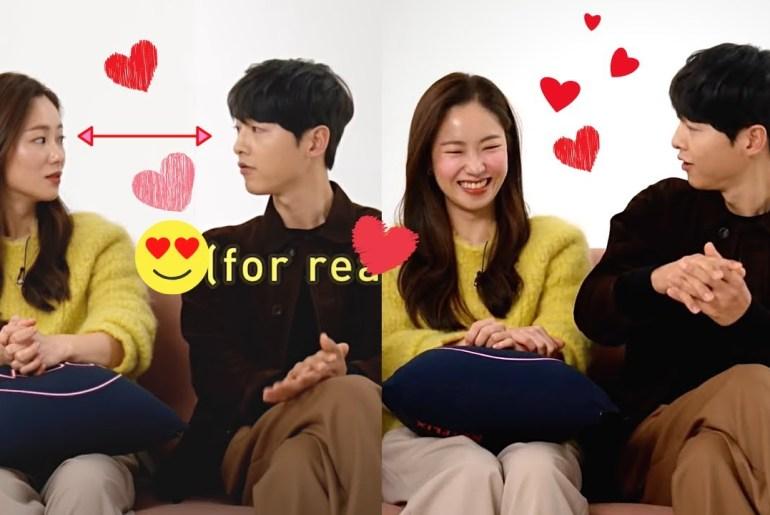 Song Joong Ki And Jeon Yeo Bin