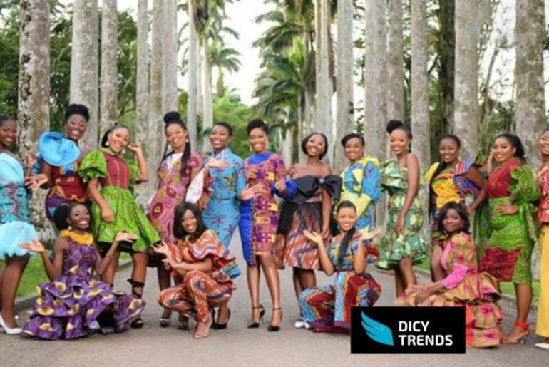 Ghana's Most Beautiful 2021: Meet all the contestants [PHOTOS]