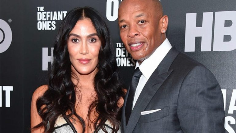 Dr. Dre and Ex-Wife Nicole Young