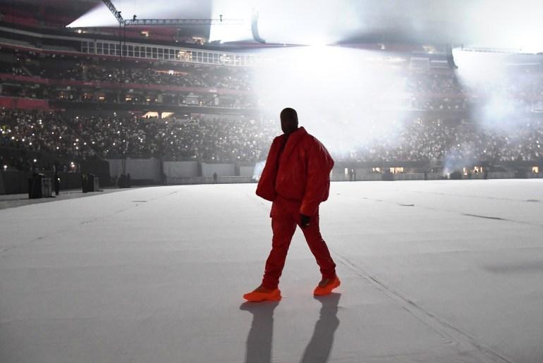 Kanye West Donda album