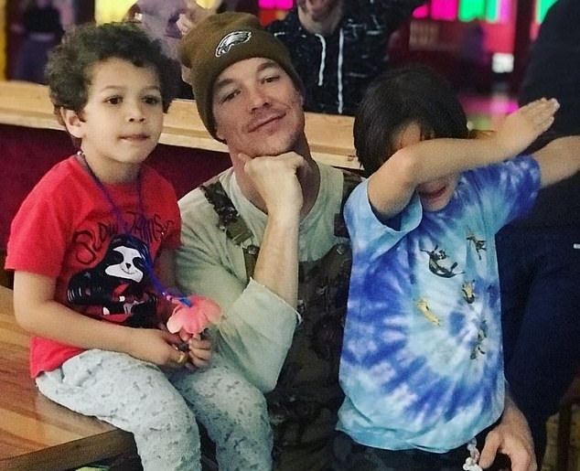 Diplo and sons