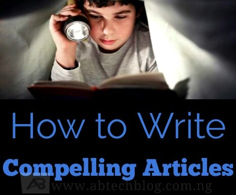 10 Incredible Simple Tips to Write Compelling Articles