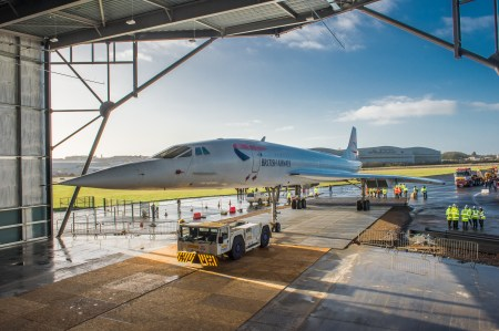 Concorde Airbus copyright Neil Phillips 07885 214291