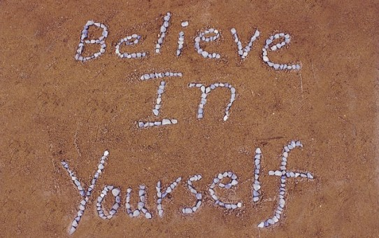 The Secret to Believing In Yourself
